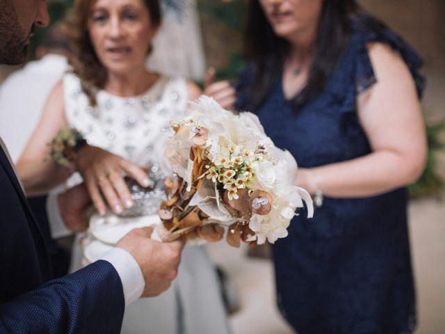 La boda de Javi y Maria en Otero De Herreros, Segovia 126