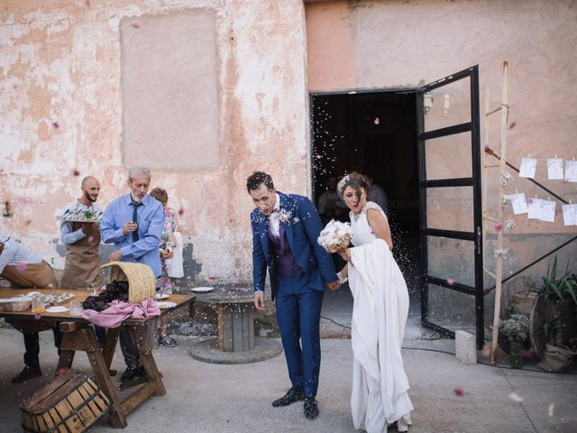 La boda de Javi y Maria en Otero De Herreros, Segovia 128