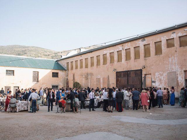La boda de Javi y Maria en Otero De Herreros, Segovia 134