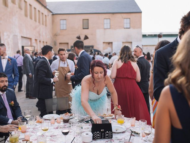 La boda de Javi y Maria en Otero De Herreros, Segovia 146