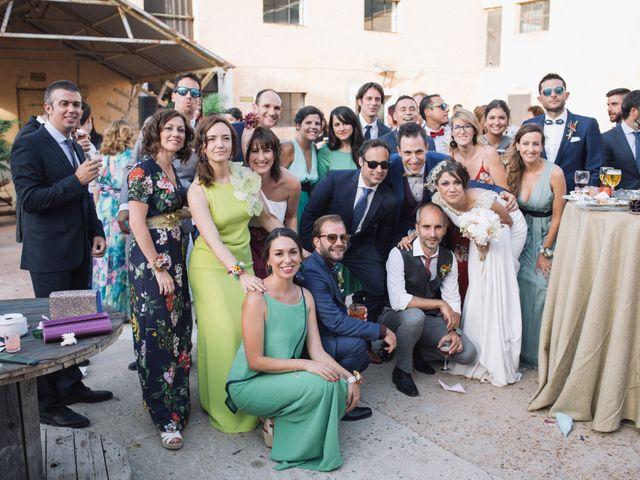 La boda de Javi y Maria en Otero De Herreros, Segovia 147