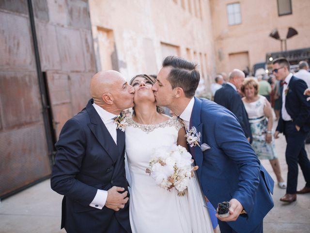 La boda de Javi y Maria en Otero De Herreros, Segovia 149