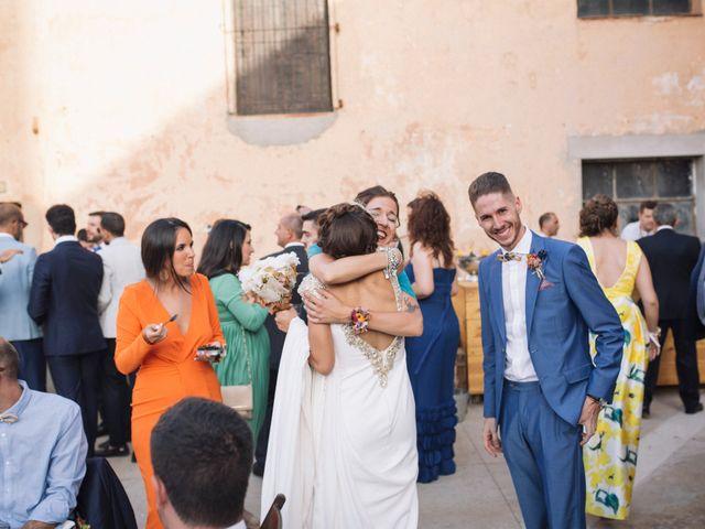 La boda de Javi y Maria en Otero De Herreros, Segovia 150