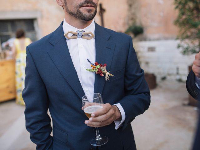 La boda de Javi y Maria en Otero De Herreros, Segovia 151