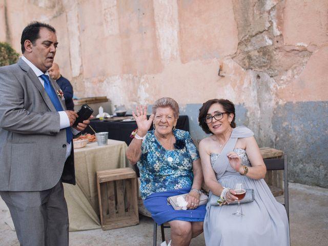La boda de Javi y Maria en Otero De Herreros, Segovia 158