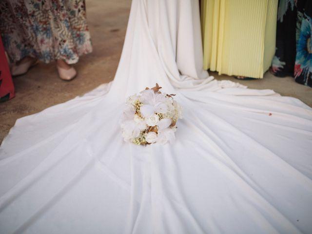 La boda de Javi y Maria en Otero De Herreros, Segovia 160