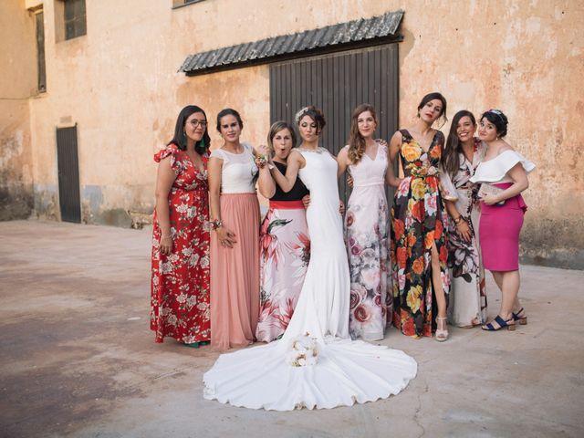 La boda de Javi y Maria en Otero De Herreros, Segovia 161