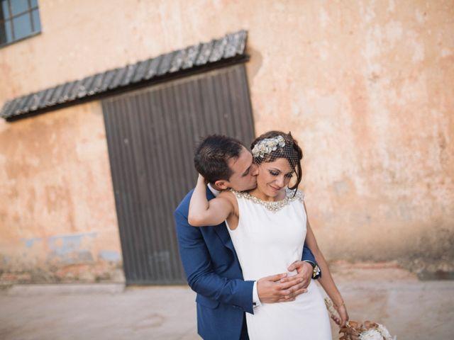 La boda de Javi y Maria en Otero De Herreros, Segovia 162