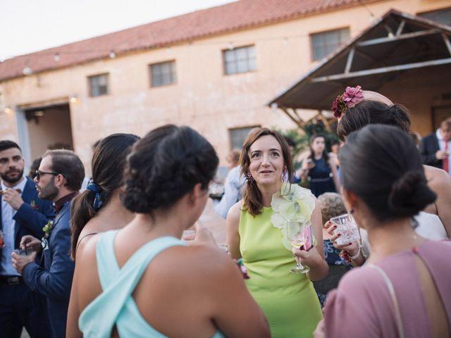 La boda de Javi y Maria en Otero De Herreros, Segovia 164