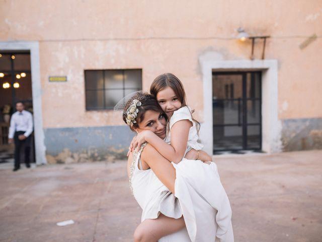 La boda de Javi y Maria en Otero De Herreros, Segovia 166