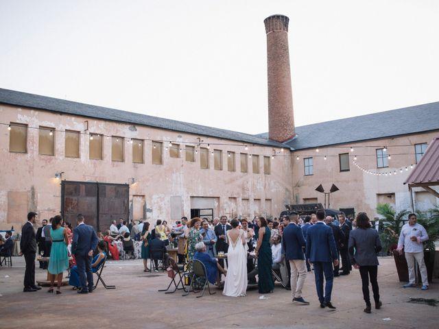 La boda de Javi y Maria en Otero De Herreros, Segovia 167
