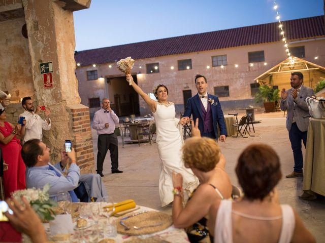 La boda de Javi y Maria en Otero De Herreros, Segovia 173