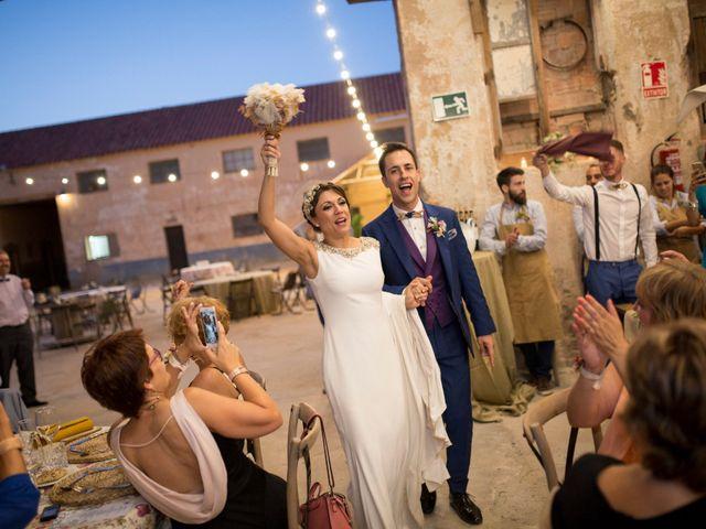 La boda de Javi y Maria en Otero De Herreros, Segovia 174