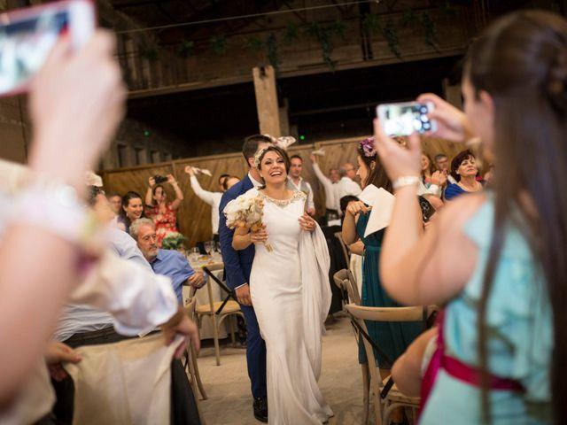 La boda de Javi y Maria en Otero De Herreros, Segovia 175