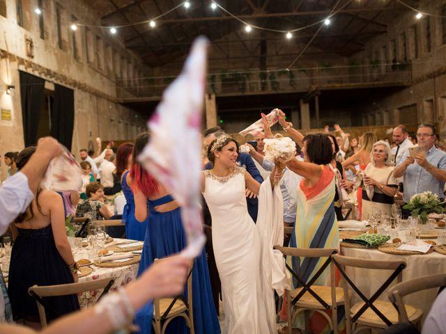 La boda de Javi y Maria en Otero De Herreros, Segovia 176