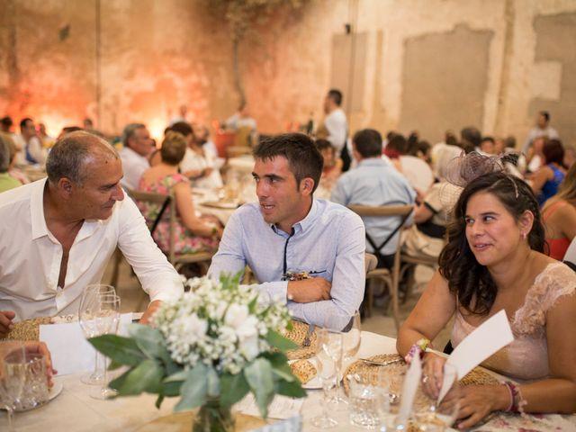 La boda de Javi y Maria en Otero De Herreros, Segovia 177