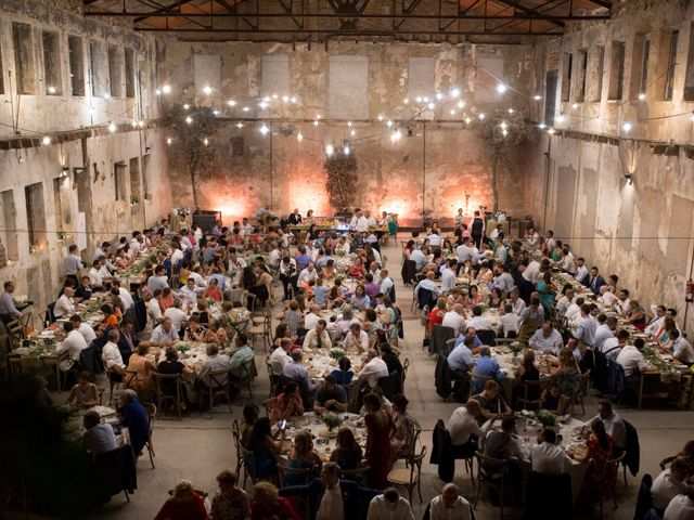 La boda de Javi y Maria en Otero De Herreros, Segovia 178