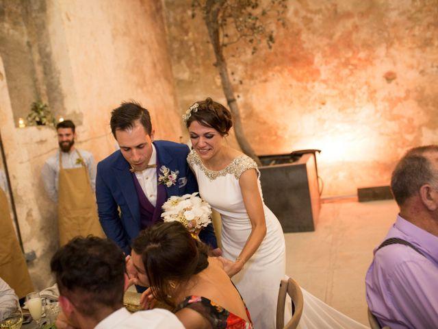 La boda de Javi y Maria en Otero De Herreros, Segovia 179