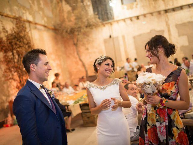 La boda de Javi y Maria en Otero De Herreros, Segovia 181