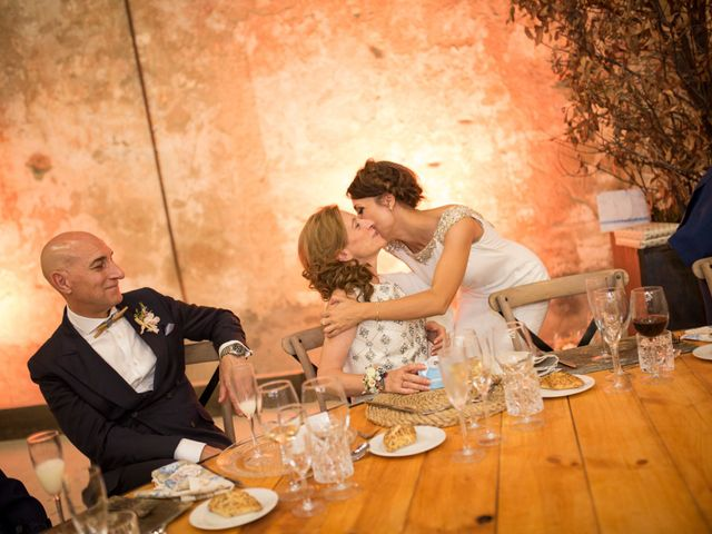 La boda de Javi y Maria en Otero De Herreros, Segovia 182