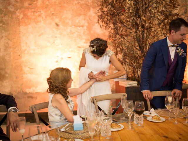 La boda de Javi y Maria en Otero De Herreros, Segovia 183