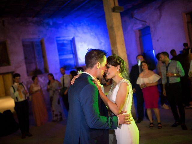 La boda de Javi y Maria en Otero De Herreros, Segovia 192