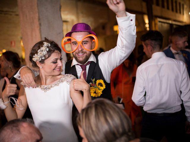 La boda de Javi y Maria en Otero De Herreros, Segovia 193