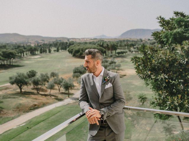 La boda de Raúl y Verónica en Alacant/alicante, Alicante 4