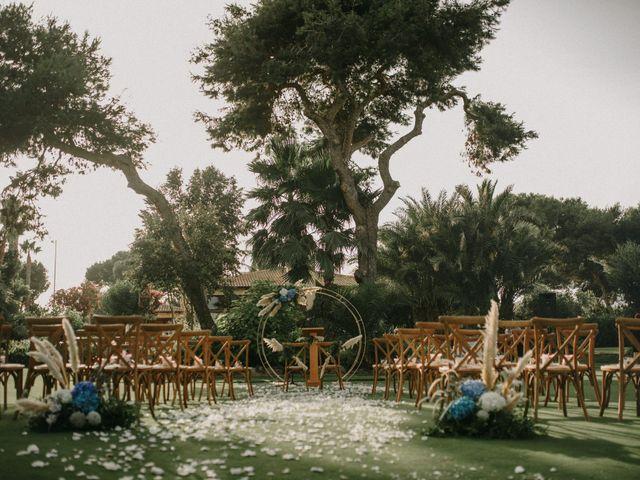 La boda de Raúl y Verónica en Alacant/alicante, Alicante 10