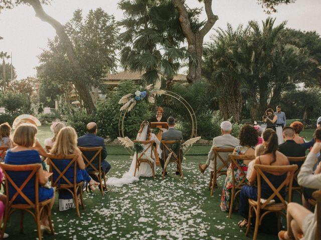 La boda de Raúl y Verónica en Alacant/alicante, Alicante 15
