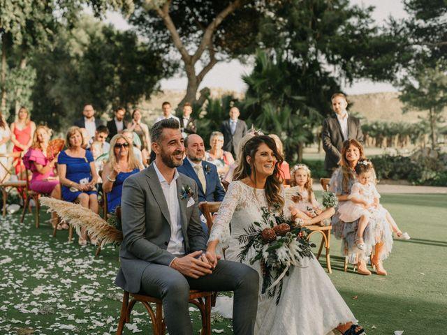 La boda de Raúl y Verónica en Alacant/alicante, Alicante 17
