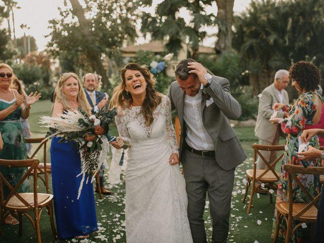 La boda de Raúl y Verónica en Alacant/alicante, Alicante 19