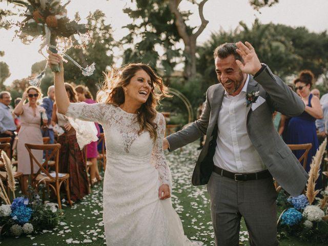 La boda de Raúl y Verónica en Alacant/alicante, Alicante 1