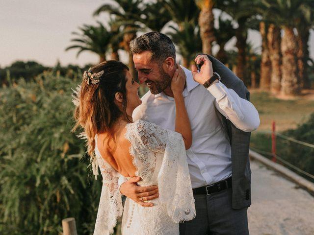 La boda de Raúl y Verónica en Alacant/alicante, Alicante 33