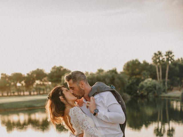 La boda de Raúl y Verónica en Alacant/alicante, Alicante 34