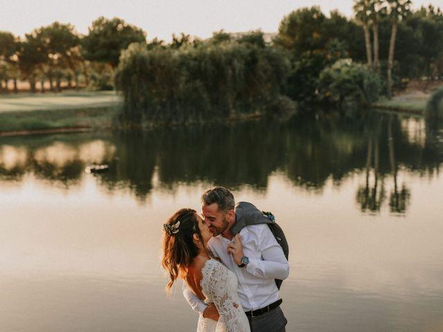 La boda de Raúl y Verónica en Alacant/alicante, Alicante 35