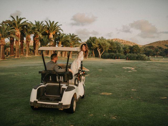 La boda de Raúl y Verónica en Alacant/alicante, Alicante 50
