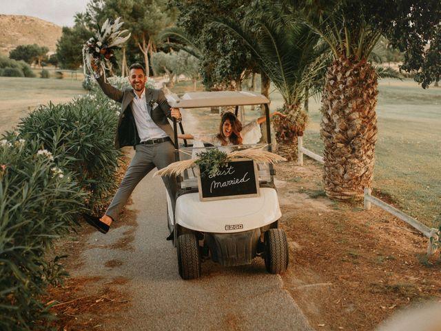 La boda de Raúl y Verónica en Alacant/alicante, Alicante 55