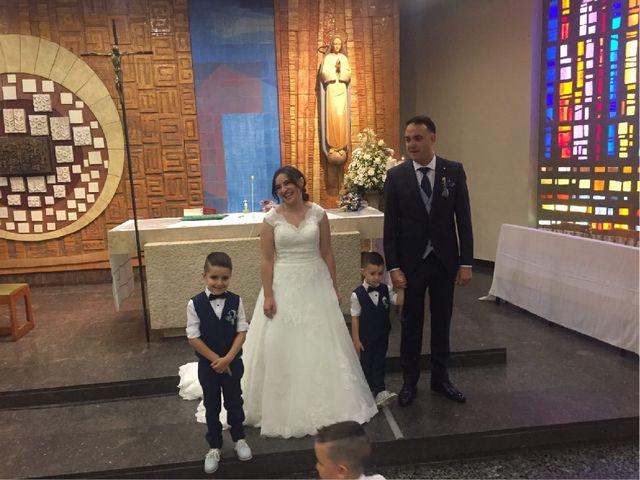 La boda de Rubén  y Cristina  en León, León 4
