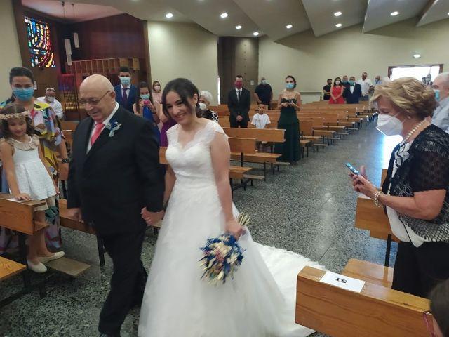 La boda de Rubén  y Cristina  en León, León 3
