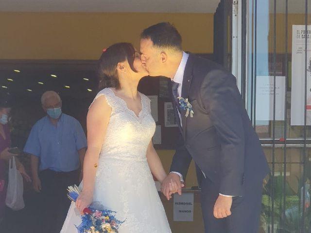La boda de Rubén  y Cristina  en León, León 6
