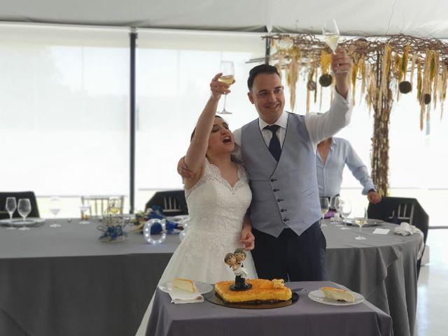 La boda de Rubén  y Cristina  en León, León 5