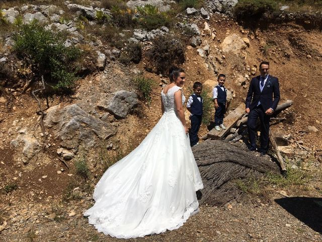 La boda de Rubén  y Cristina  en León, León 9