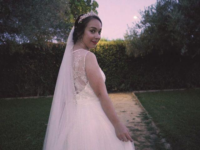 La boda de Cristina y Francisco en Utrera, Sevilla 17