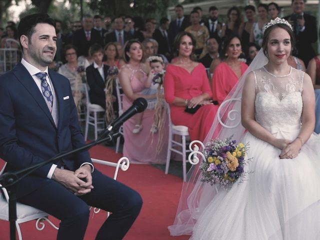 La boda de Cristina y Francisco en Utrera, Sevilla 21