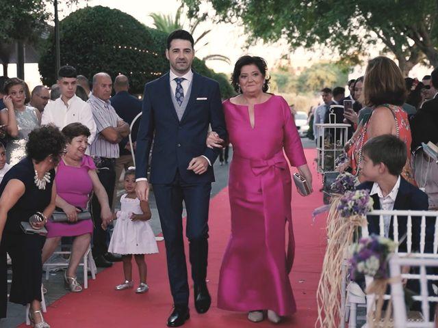 La boda de Cristina y Francisco en Utrera, Sevilla 29