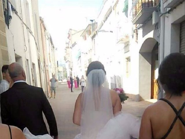 La boda de Oriol y Africa en La Roca Del Valles, Barcelona 8
