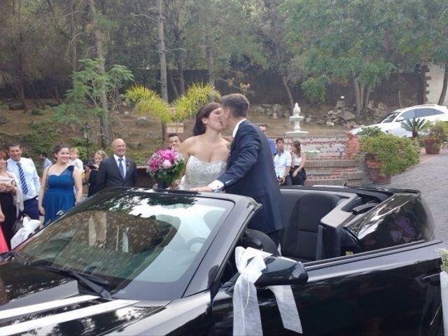 La boda de Oriol y Africa en La Roca Del Valles, Barcelona 2