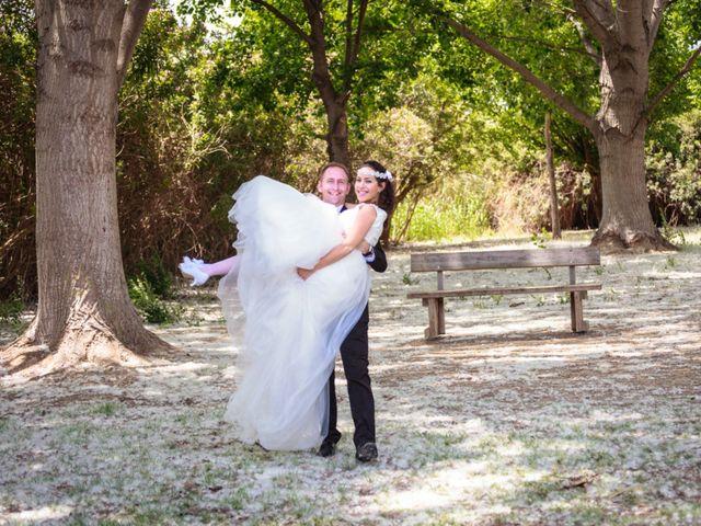 La boda de Raúl y Rosa en Miramar, Valencia 1