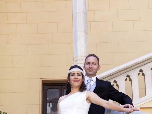 La boda de Raúl y Rosa en Miramar, Valencia 10